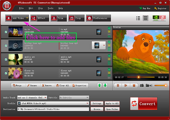 ts video converter freeware download