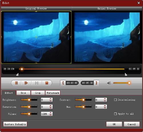 iphone itunes transfer Video-edit